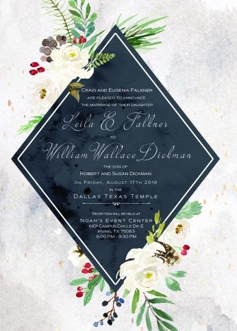 Leila's Invitation