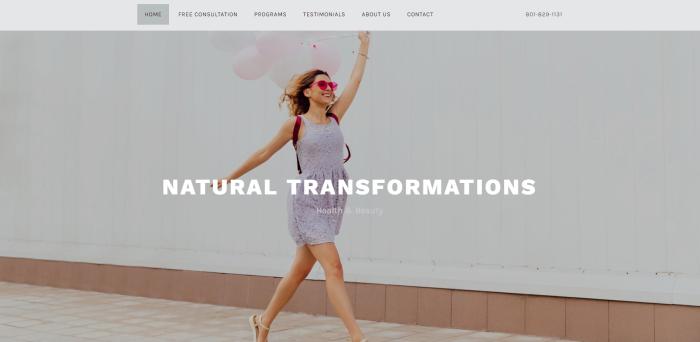Natural Transformations